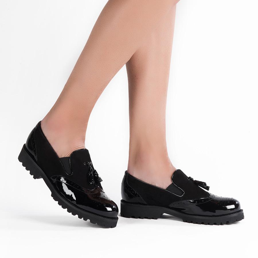 Elegantna ženska cipela na ravnom đonu