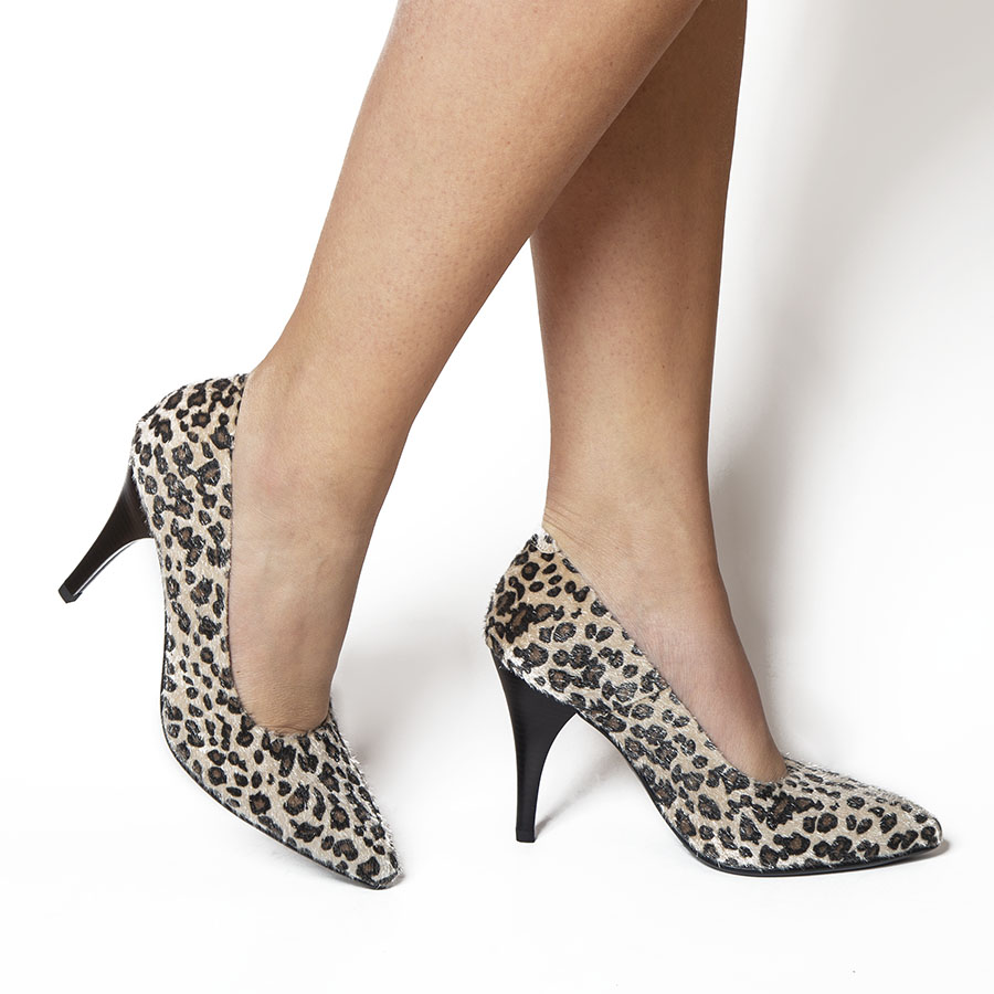 Ženska eleganta cipela na visokoj potpetici