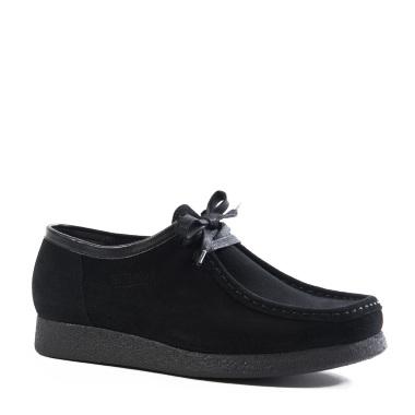 Sebago uniseks cipela crni velur